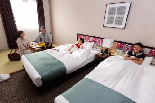호텔 라젠트 플라자 하코다테 호쿠토