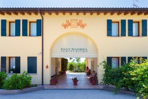 Sant'Andrea Agriturismo con cantina Martignago Vignaioli Asolo Prosecco Docg Wines - Hotel - Maser