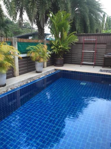 Pool Villa 3-bedroom Chalong for Rent Pool Villa 3-bedroom Chalong for Rent