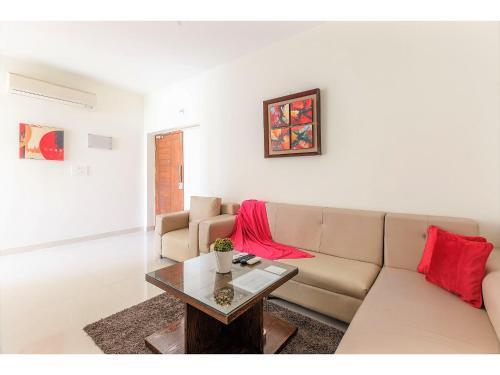 . Olive Service Apartments Hitech City