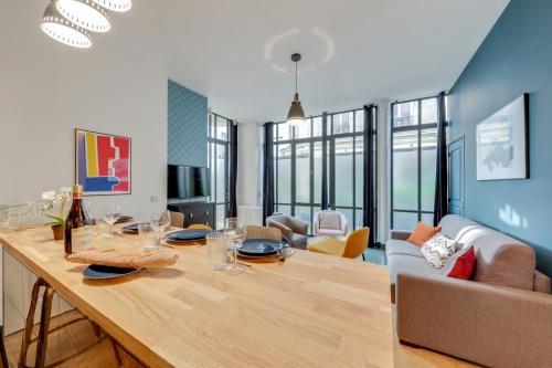 142 Suite Ober, Great APT, Central Paris - Location saisonnière - Paris