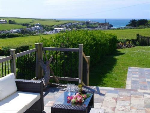 Holiday Home Farmlans, St Merryn, Cornwall