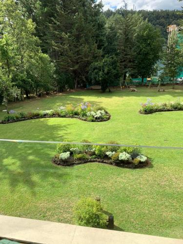 Espectacular departamento Parque Pinares