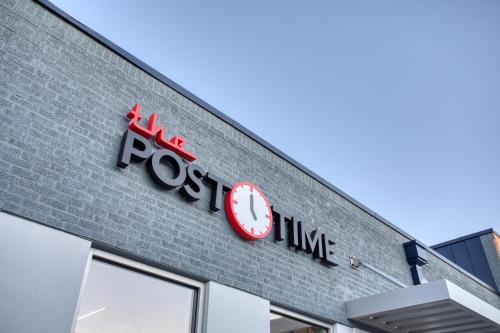 . Post Time Inn