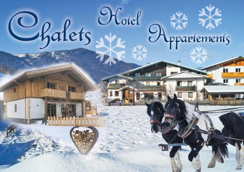 . Sieglhub Chalets - Appartements - Hotel