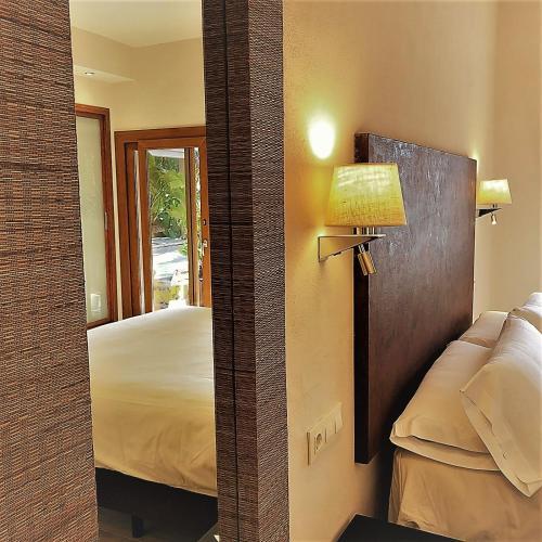Habitación Doble Deluxe Chillout Hotel Tres Mares 2