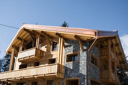 Chalet sur les monts Morzine - Accommodation - Montriond