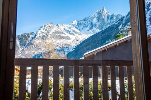 Brand New Chalet In Chamonix Les Praz For 6 People - Chamonix