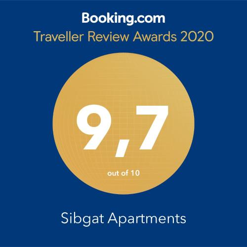 Sibgat Apartments Апартаменты с 1 спальней