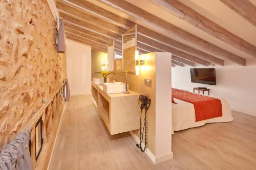 Standard Doppelzimmer Bennoc Petit Hotel 9