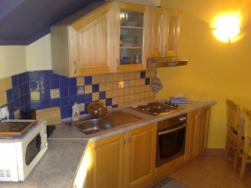 Apartment Beli Zajec - Mozirje