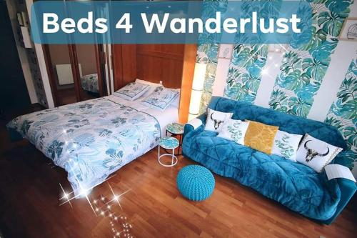 . Studio Royal by Beds4Wanderlust - Place du marché avec parking privé