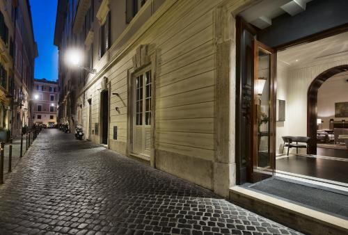 Via di Monte d'Oro 30, Rome, 00184, Italy.