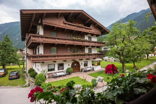 Pension Kumbichlhof Mayrhofen