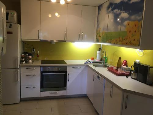 Koselig leilighet i rolige og landlige omgivelser