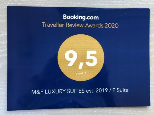 M&F LUXURY SUITES est. 2019 / F Suite, 54624 Thessaloniki