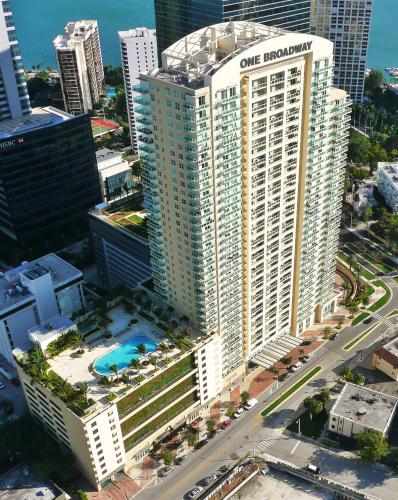 Dharma Home Suites Brickell Miami at One Broadway