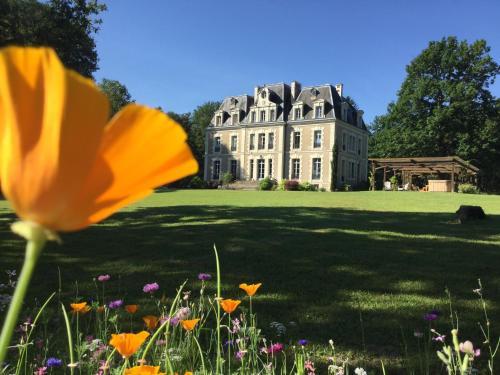 . Château des Essards avec piscine et jacuzzi