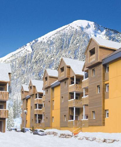 Residence Le Domaine des 100 Lacs - Apartment - Cauterets