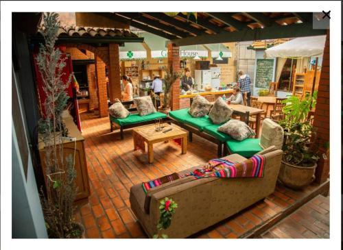 Hotel Greenhouse Bolivia