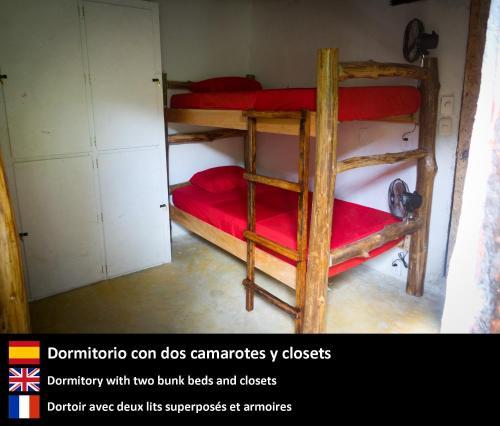 Dormitorio Finca el Tucan