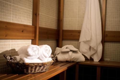 Double or Twin Room with Spa Access Hotel Xalet Montana 4