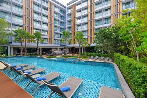 . Hotel Amber Pattaya