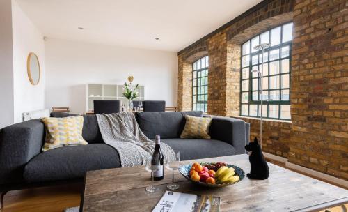 Luxury Apartments Next To Liverpool Street