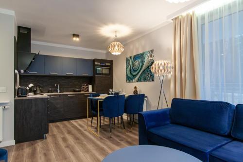 Apartament Lesny No 4 Blue