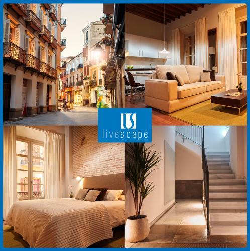 Hotel Livescape Juan de Padilla