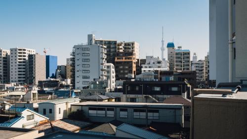 Yamato 5963 Hostel, Taitō