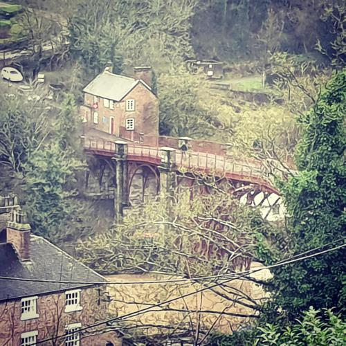 Gorgeview Cottage, Ironbridge