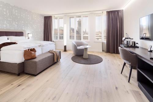 Hotel Walhalla - St. Gallen