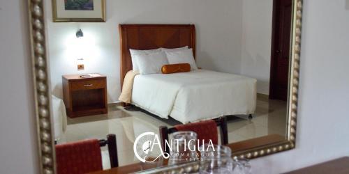 Hotel Antigua Comayagua kamer foto 's