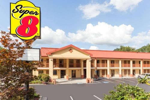 Super 8 by Wyndham Decatur-Dntn-Atlanta Area