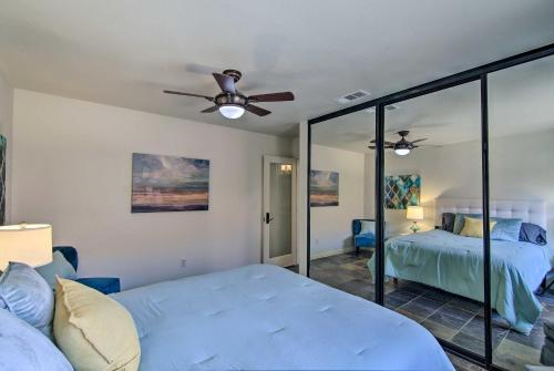 Luna Azul Retreat with Private Pool 3 Mi to Downtown Main image 2