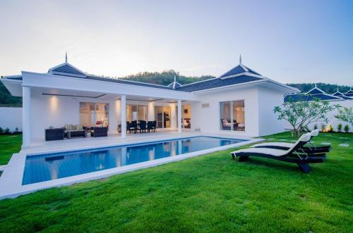 Hua Hin Private Pool Villa by Falcon Hill 306 Hua Hin Private Pool Villa by Falcon Hill 306