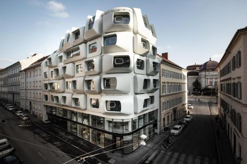 ARGOS Serviced Apartment in Graz, Austria.