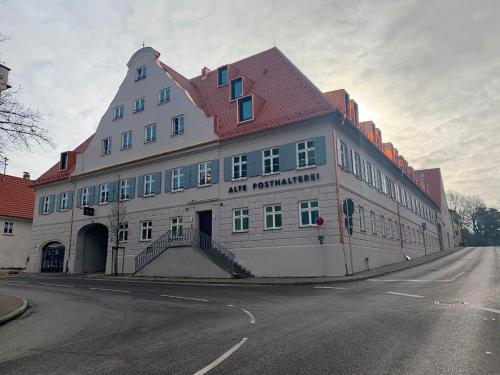 . Romantik Hotel Alte Posthalterei