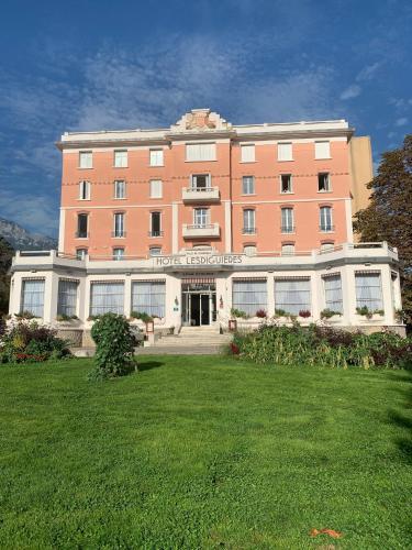 Hôtel Lesdiguieres - Hôtel - Grenoble