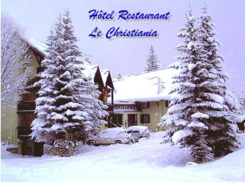 Le Christiania Hotel & Spa Serre Chevalier Villeneuve