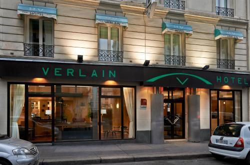 Verlain - Hôtel - Paris