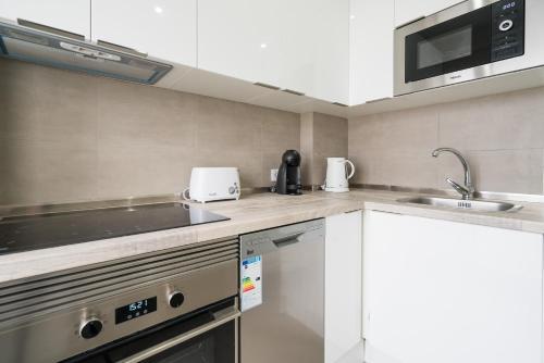 One Bedroom Seaview Urban Apartment Lagos