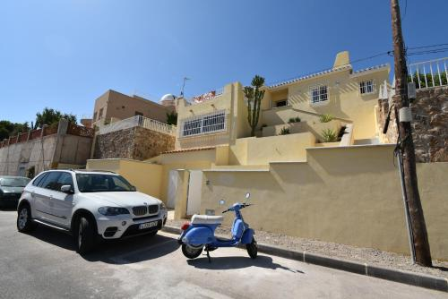 Villa Bonita en Aguilas Murcia con piscina privada