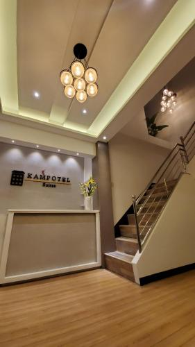 Kampotel Suites Davao