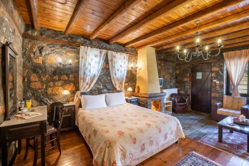 ROUGA Mountain Boutique Suites & Spa - Chalet - Palaios Agios Athanasios