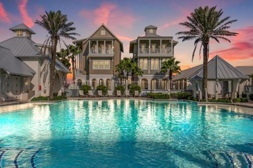 New Listing! Luxe Resort Escape: Pool Golf Beach condo - image 4