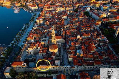 Apartments Posejdon & Neptun, Pension in Split