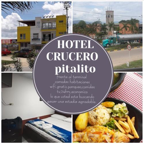 . Hotel Crucero Pitalito