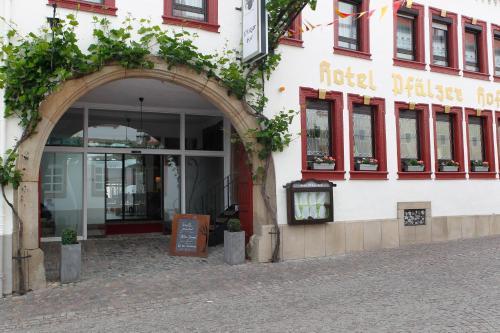 Hotel Restaurant Pfalzer Hof